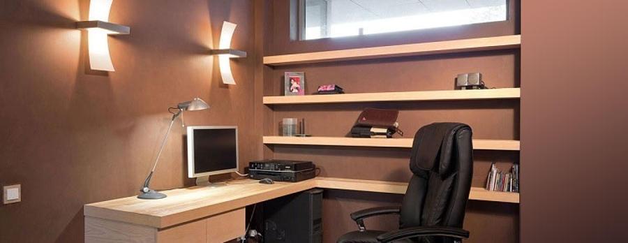 Koszt urządzenia biura w domu