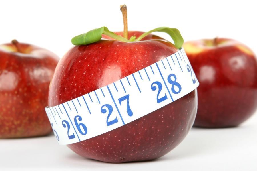 Żeby schudnąć trzeba jeść!