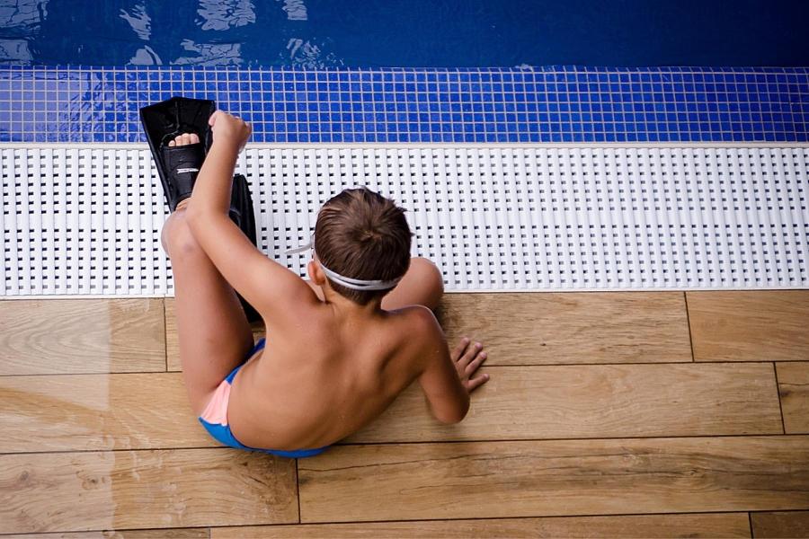 Płetwy jak ułatwiają pływanie