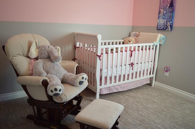 Jak zorganizować pokój dla dziecka?